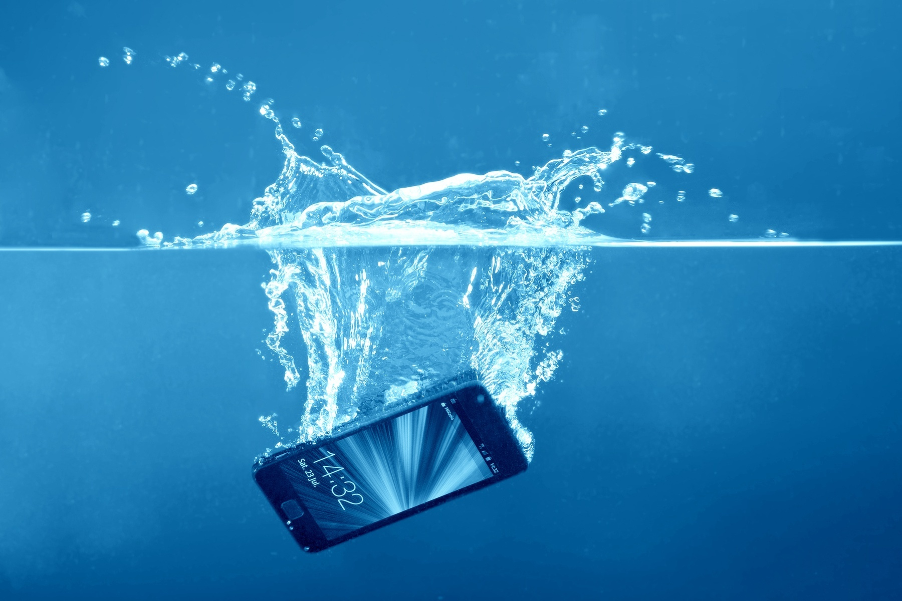 Corpus Christi cell phone water damage repair